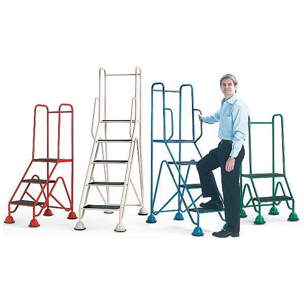 Fort GS Approved Easy Glide Mobile Steps
