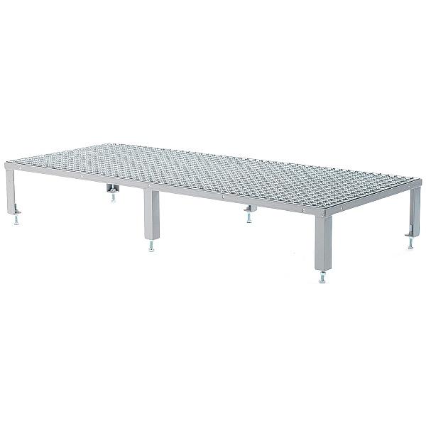 Fort Galvanised Adjustable Steel Work Platforms