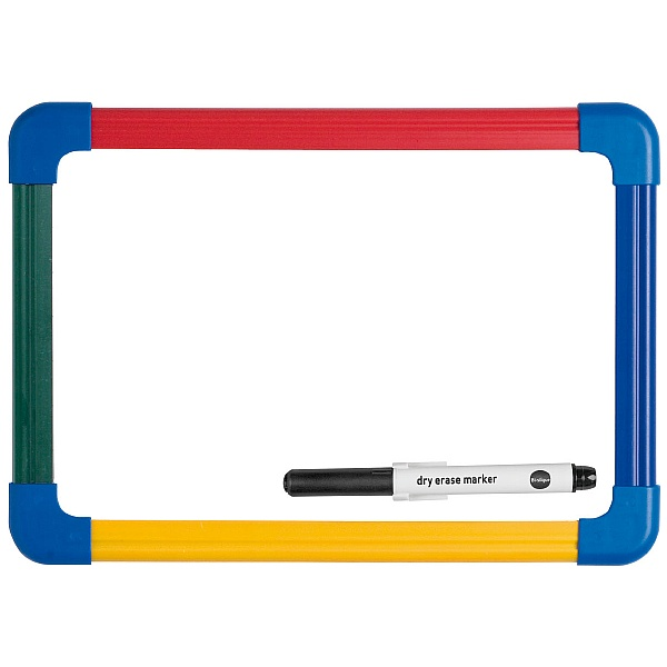 Double Sided Student Whiteboard Magnetic (Pack of