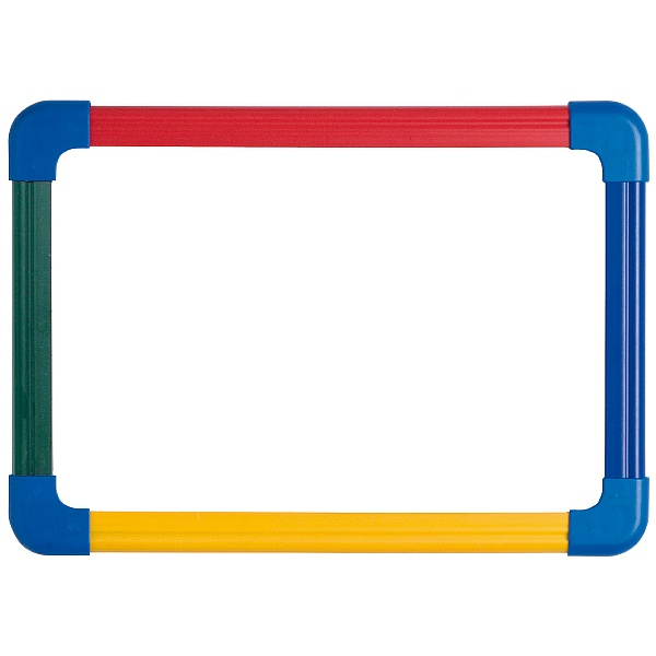Double Sided Student Whiteboard Non Magnetic (Pack