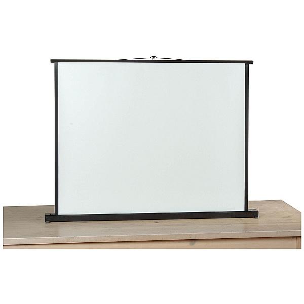 Eyeline Tabletop Projection Screen