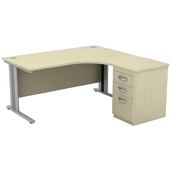 Accolade Ergonomic Combination Desks