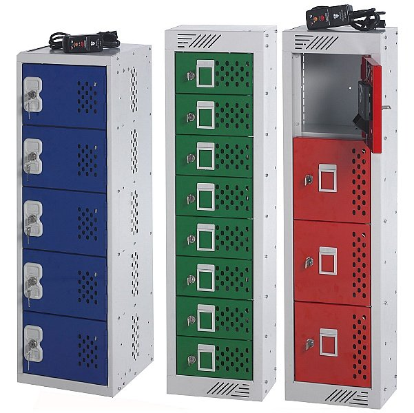 Store-It In Charge Personal Item Lockers With ActiveCoat