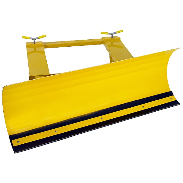 Fork Lift Snow Plough Attachment
