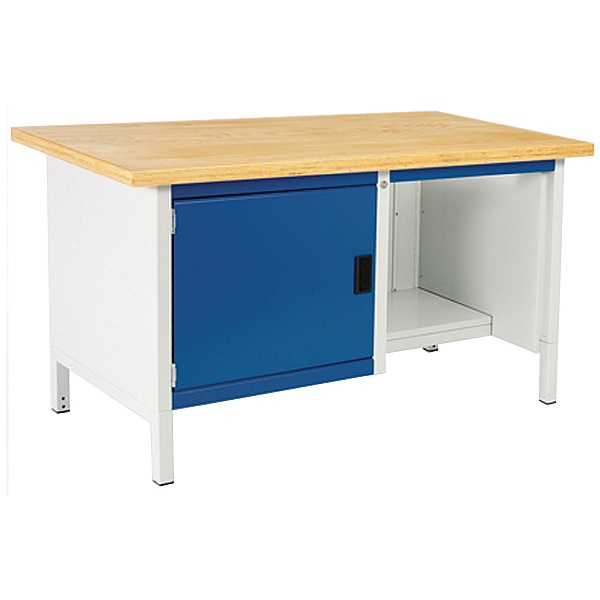 Bott Cubio Storage Benches - 1500mm Wide - Model D