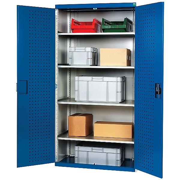 Bott Cubio Perfo Panel Cupboards - 525 Deep
