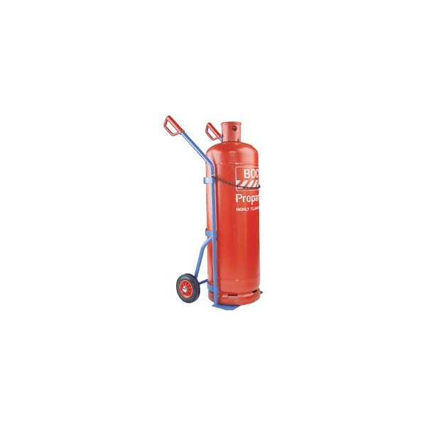 Tall Propane and Calor Cylinder Truck