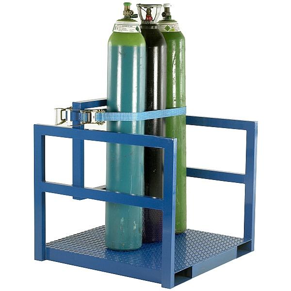 Cylinder Storage and Transport Pallet