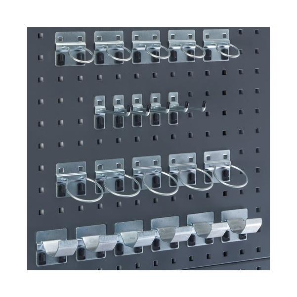 Bott Perforated Hook Kit - 21 Piece