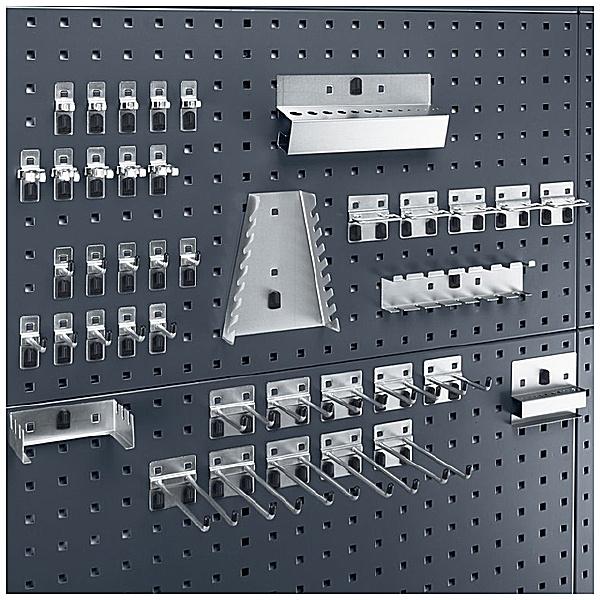 Bott Perforated Hook Kit - 40 Piece