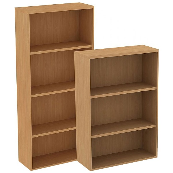 Alpha Plus Office Bookcases