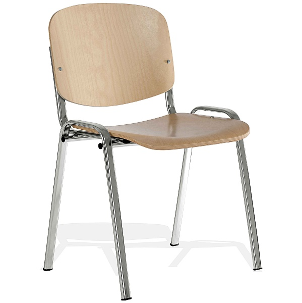 Swift wooden bistro chair