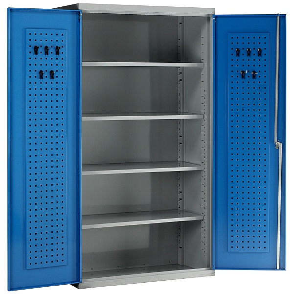 Redditek Standard Double Door Euro Cabinet