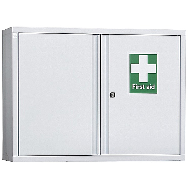Redditek Double Door First Aid Wall Cabinet
