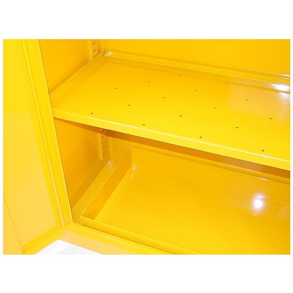 Redditek Hazardous Material Cabinet Shelf