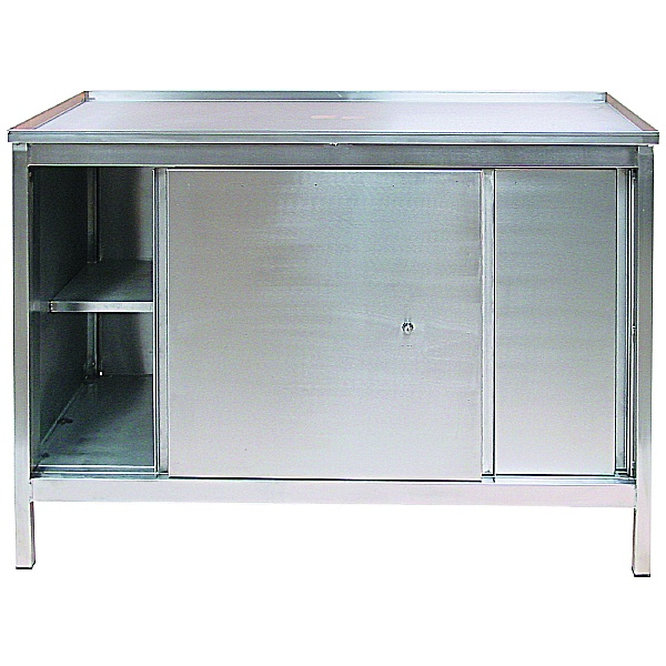 Redditek Stainless Steel Cupboard Bench