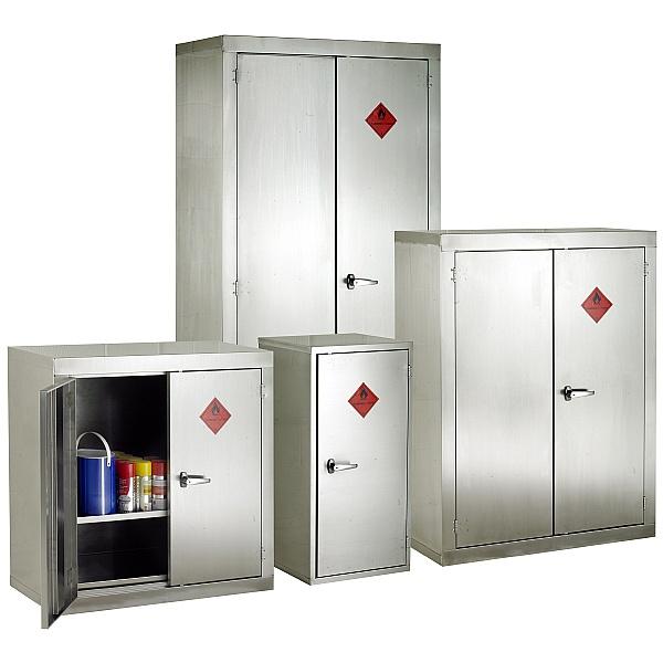 Redditek Stainless Steel FB Hazardous Cabinet
