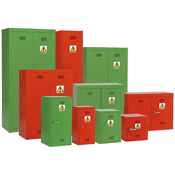 Redditek Pesticide/Chemical Hazardous Cabinet