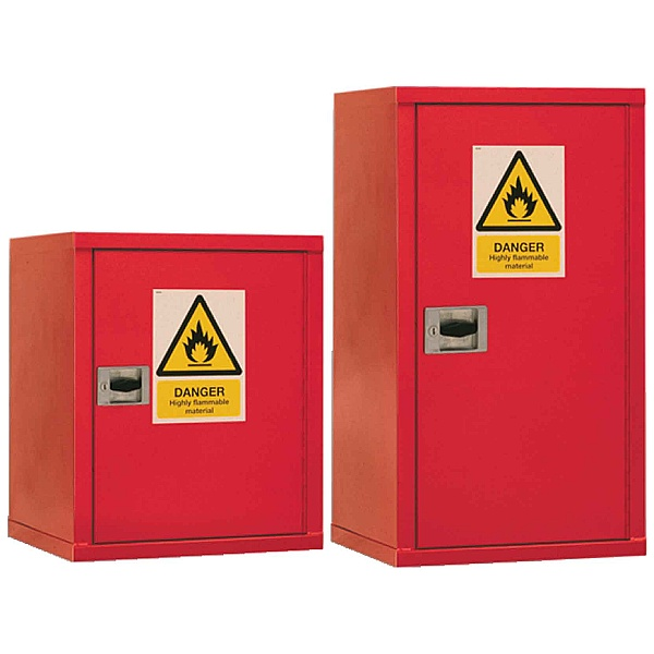 Heavy Duty Hazardous Wall Cabinets - 85 Series