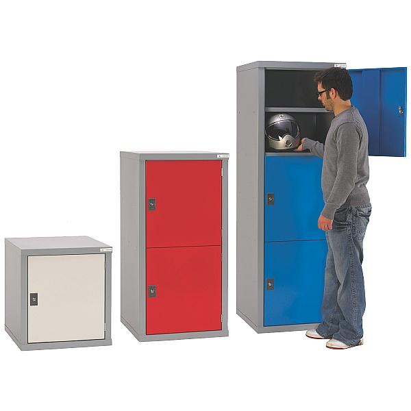 Heavy Duty Cube Lockers - 18 Series