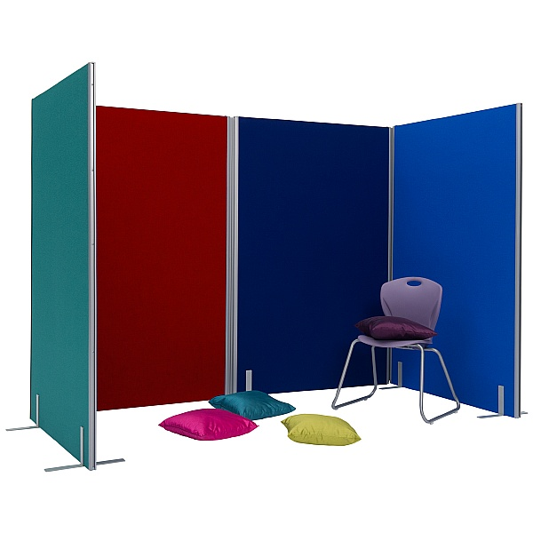 Space Dividers 30mm Thick Partitions