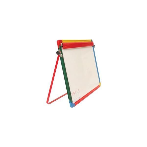 Little Rainbows Non Magnetic Whiteboard Easel