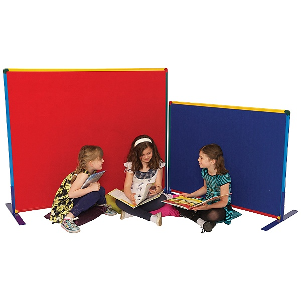 Little Rainbows Freestanding Partition Screens
