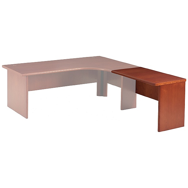 Corniche Standard Desk Return