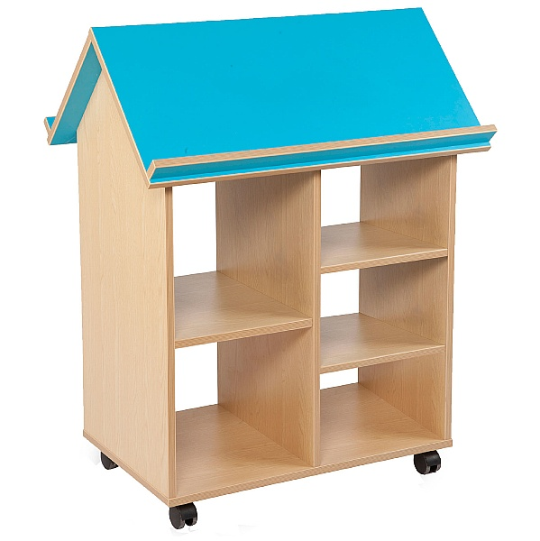 Bubblegum Book House Without Trays