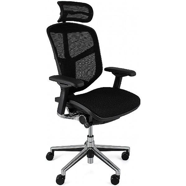Enjoy Mesh Office Chairs (With Headrest)