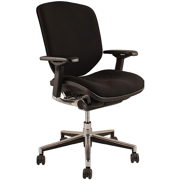 Enjoy Fabric Office Chair (Without Headrest)