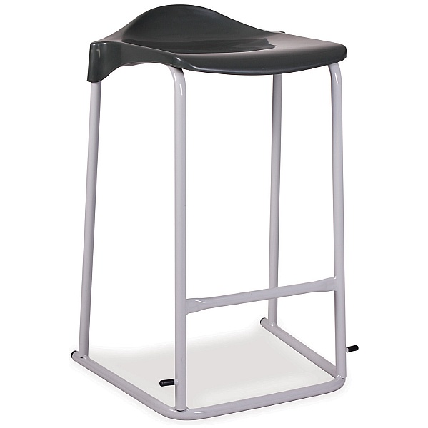 Scholar Polypropylene Skid Base Stool