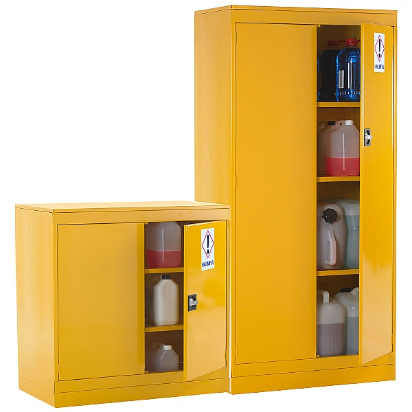 EXPRESS DELIVERY Hazardous Substance Cupboards