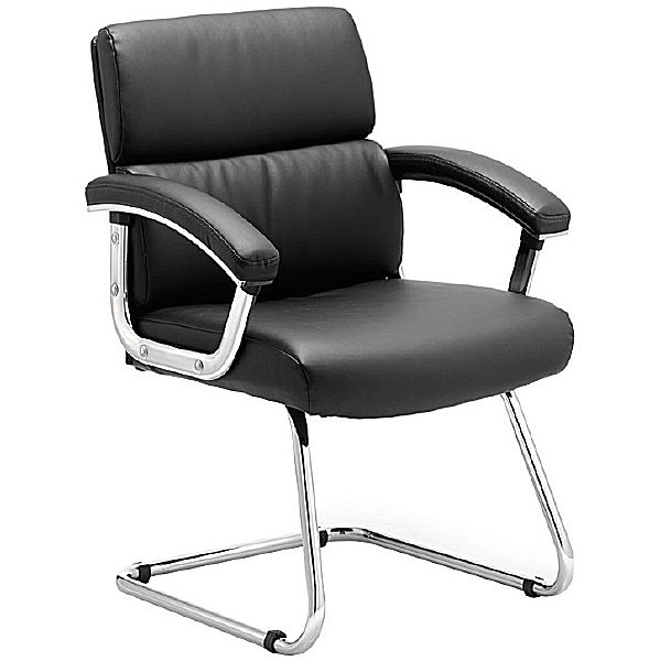 Malo Enviro Leather Visitors Chair