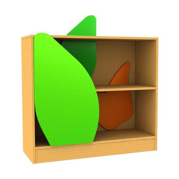 Slug & Snail Leaf Bookcase