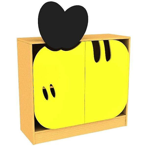 Honey Bee Cupboard