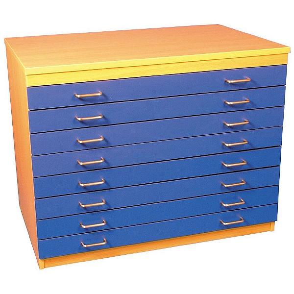 8 Drawer A1 Plan Storage Chest
