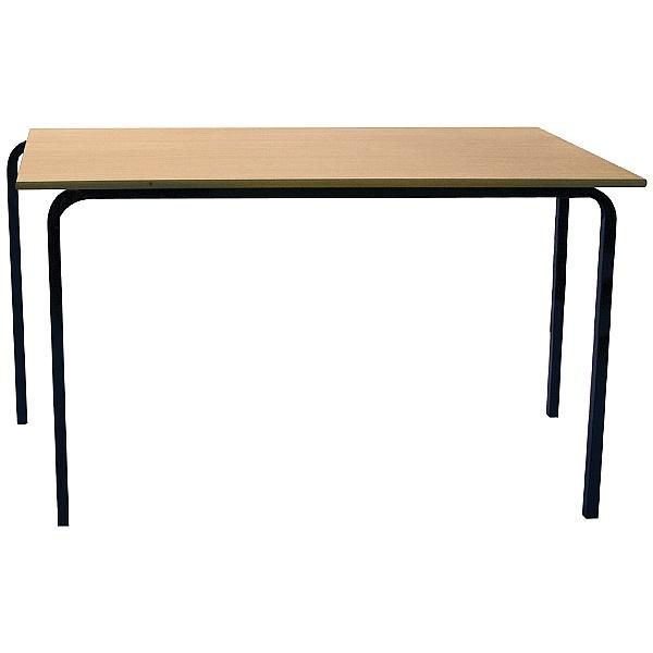 Scholar Crush Bent Rectangular Tables