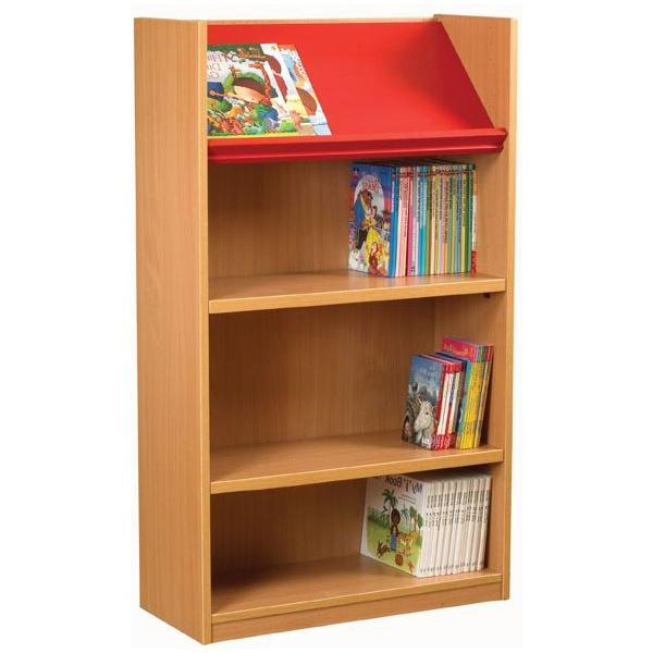 Nexus Library Starter Display Bookcases