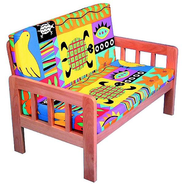 Jungle 2 Seater Sofa