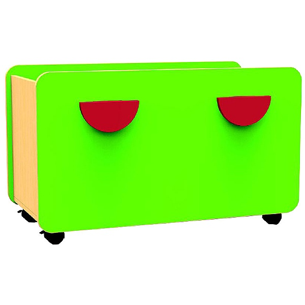 Funky Double Pull-Out Storage Boxes