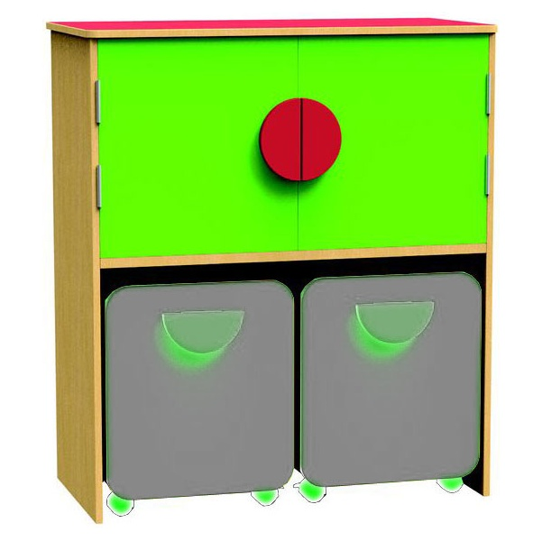 Funky Cupboard Docking Unit