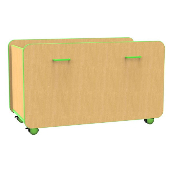 Edge Double Pull Out Box