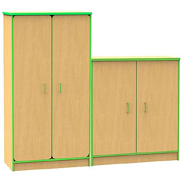 Edge Storage Cupboards