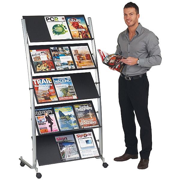 Cinco Literature Stand