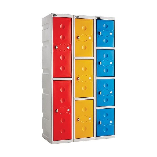 UltraBox Plus Waterproof Plastic Lockers