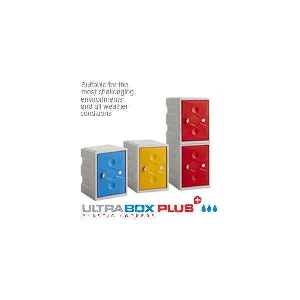 UltraBox Mini Waterproof Plastic Lockers