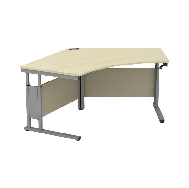 Accolade Height Adjustable Segment Desk
