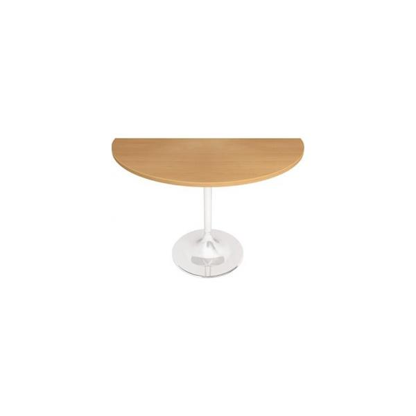 Gravity Arc Meeting Table Trumpet Leg
