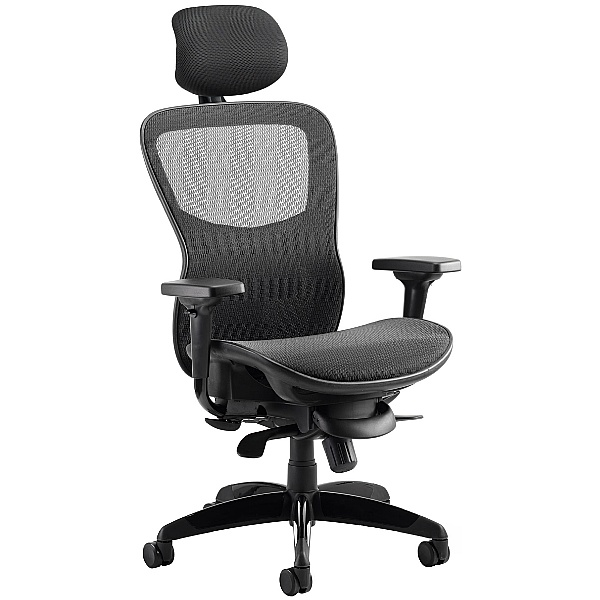 Raptor Full Mesh Office Chair With Headrest